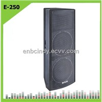 Pro audio ,double 15 inches sound box, professional speaker, pro audio system