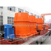 Professional vertical combination crusher