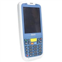 RFID barcode reader, IP64, antimicrobial resistance to corrosion, CE/mobile system