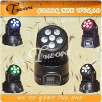 RGBW 4IN1 10W*6 Mini Moving Head Lighting (TH-110)