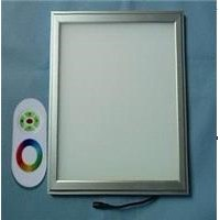Remote control 600*600mm 36W Dimmable RGB LED Panel light