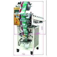 SK-160B Bucket Chain Packaging Machine for potato chip,crispy rice,apple flakes,fruit jelly