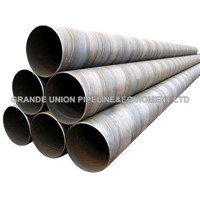 SSAW spiral steel tubes & pipes