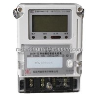 Single Phase Fee Control Smart Power Meter  DDZY 150C