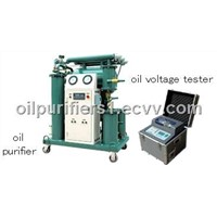 Single-stage Insulating Oil Filtration Systems, Transformer Oil Filter Machine
