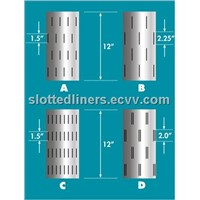 Slotted Casing Tube