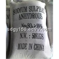 Sodium Sulphate Anhydrous 99%min