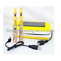 Solar Case Start Kit with 5 Converter and Two Passthrough Batteries