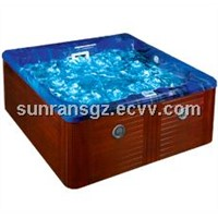 Spa, whirlpool, bathtub