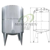 Stainless Steel Pharmaceutical Paste Tanks