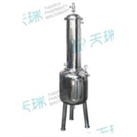 Stainless Steel Vacuum Condenser-Tianrui Pharmaceutical Machinery
