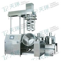 Stainless Steel Vacuum Emulsifier-Tianrui Pharmaceutical Machinery