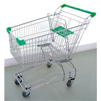 Supermarket trolley manufacturer / Shopping cart for sale (YRD-Y150L)