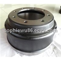 Supply Rear Drum Brake for Trailer XCY-SD0013