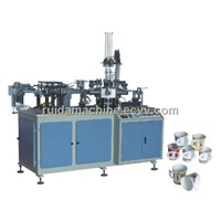 TB-12 Automatic Horizontal Paper Cup Handle Fixing Machine