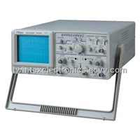 TOS-2020D Series 20MHz 30MHz 3-in-1 Analog/Digital and Low-sweep Oscilloscope