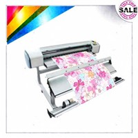 Textile direct print Machine (Epson DX5head, 1440dpi)