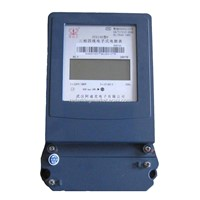 Three-Phase Four Wires Advanced Amp Meter DTS150F(B)A