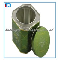 Tin Box For Tea Packaging/XL-50519