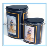 Tin Box for food packing/XL-5003