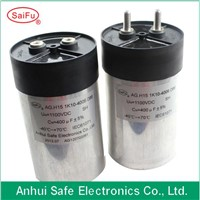 Top quality DC filter 400mf capacitor for sale