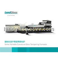 Variable Curvature glass Tempering  Furnace