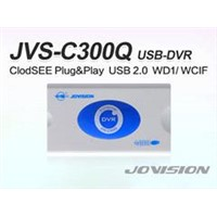 WD1/WCIF H264 4ch 2.0USB interface Mini mobile USB DVR for Windows/Mac Laptop or PC, Mobile phone