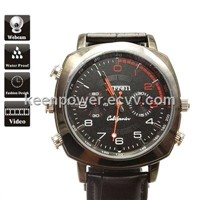 Waterproof 4GB HD 1080P Spy Watch Video Recorder Hidden Camera DVR (SW1051)