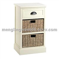Wood Cabinet,Wicker Cabinet