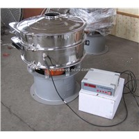 XZS Ultrasonic Type Vibrating Sieve with LCD Controller for Fine Powder Sieving