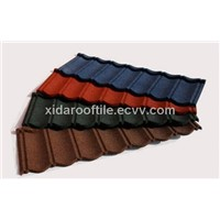 Xida Stone Coated Metal Roof Tile - Classical