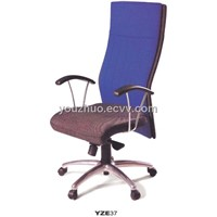YZE37 high backing fabric swivel office supreme chair