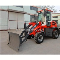 ZL12F Wheel Loader With Joystick and Hydraulic Torque Converter