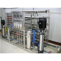 anjier-leojoin  0.5t/h pure water equipment    laster offer  pure water equipment