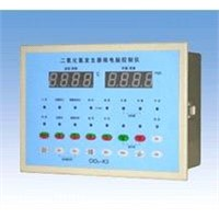 chlorine dioxide disinfectant  generator controller