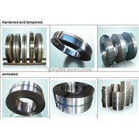 cold rolled steel strip tempered