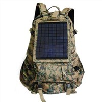d quality Solar emergency charge backpack mobile power PNP for Outdoor