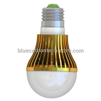 energy saving high lumens led bulb 5W