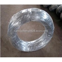 galvanized wire(factory price with good quality)