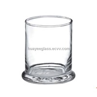 glass votive candle holder wholesale/wedding/glass ball/cheap glass hanging candle holders