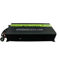 good heat dissipation UPS dc 12v ac 110v 3000W modified sine wave 3000w power inverter with charger