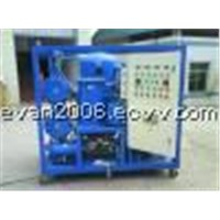 high voltage insulating oil filter unit