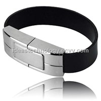 Leather Wrist USB