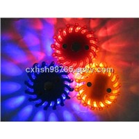 led traffic signal warning light