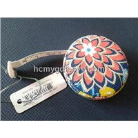 lovely cloth tape measure in round shape