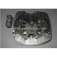 motorcycle cylinder head for CG150 TWIN BANK