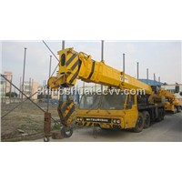 Original Used Japan Tadano Crane 50ton in Shanghai