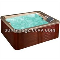 outdoor spa jacuzzi hot tub swim spa swimming pool whirlpool bathtub sauna steam toom bathroom