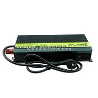 THCA1000 inverter high efficiency dc to ac UPS high speed battery charger 220v 12v 1000w