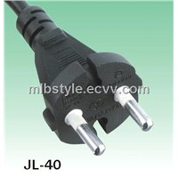 plugs for Korea KTL Certificate power cord